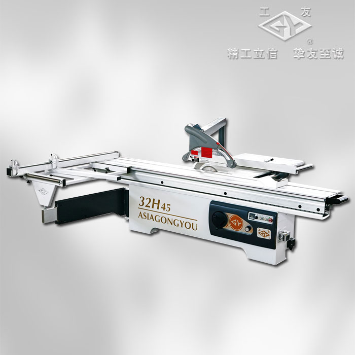 32H45 Wide bench panel saw